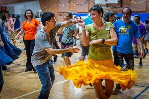 Country Dance New York Presents Fall Fling Contra Dances, Saturday, December 14