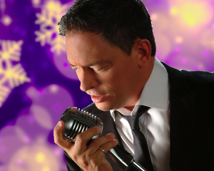 Award-Winning Crooner Back At MTH Theater With A CROONER CHRISTMAS