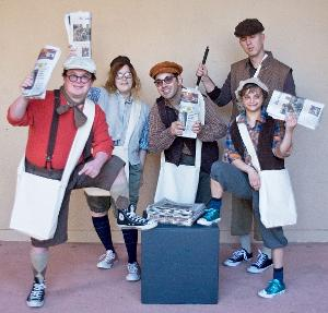 Detour Company Theatre Presents NEWSIES; Debuts New After Dark Program With RENT