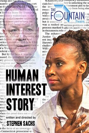 Casting Announced For World Premiere Of HUMAN INTEREST STORY At The Fountain