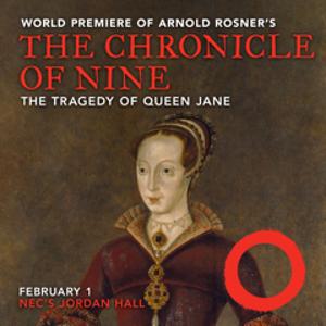 Odyssey Opera Premieres Rosner's CHRONICLES OF NINE, 2/1