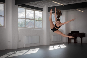 Leicestershire Performing Arts School Reveals New Studio With HSBC UK Support