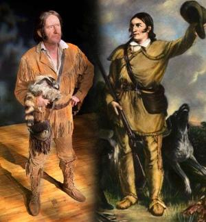 Broadway Veteran Bart Shatto Stars In THE CONFESSIONS OF DAVY CROCKETT