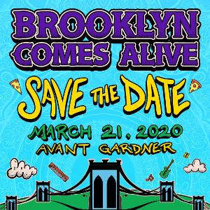 BROOKLYN COMES ALIVE Announces New Date & Venue For 2020