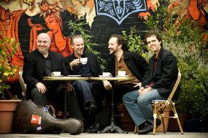 DACAMERA Presents Los Angeles Guitar QuartetFebruary 21 At Cullen Theater