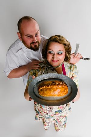 Sondheim's SWEENEY TODD Slices And Dices In January At Majestic Repertory Theatre