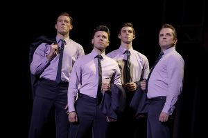 JERSEY BOYS Returns To Columbus For A Limited Engagement At The Palace