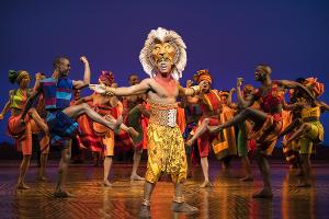 Disney's THE LION KING Celebrates Record Breaking Engagement In North Charleston