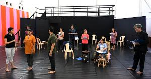 THE MIRROR CRACK'D FROM SIDE TO SIDE Comes to Jamshed Bhabha Theatre, NCPA