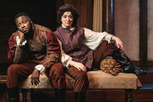 The Atlanta Shakespeare Company at The Shakespeare Tavern Playhouse Presents TWELFTH NIGHT OR WHAT YOU WILL