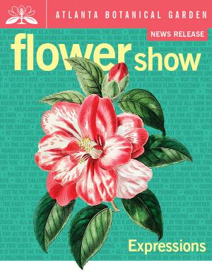 Atlanta Botanical Garden Flower Show Reblooms In February