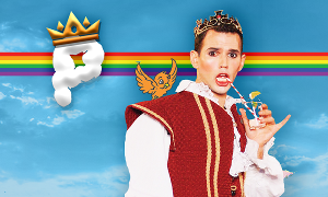 HAPPILY EVER POOFTER Comes To The King's Head Theatre Ahead Of An International Tour