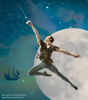 PETER PAN Flies Back To Denver With the Colorado Ballet