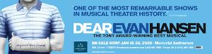 Sacramento Premiere Of DEAR EVAN HANSEN Announced At Memorial Auditorium