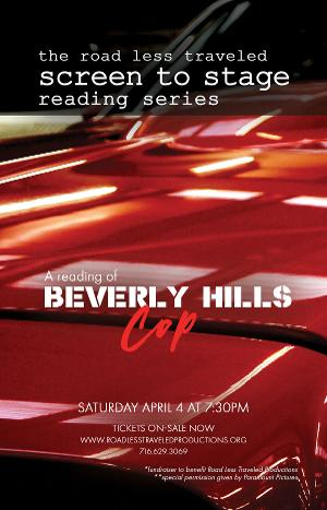 2nd Annual Stage To Screen Series To Feature BEVERLY HILLS COP