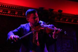 Edmund Bagnell's HE PLAYS THE VIOLIN Comes to Catskill's Bridge Street Theatre