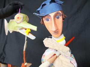Leaven Dream Puppets Premieres THE MAGIC FISH At Fertile Ground Festival