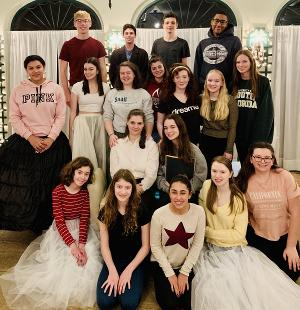 NiCori Teen Performance Ensemble Presents LITTLE WOMEN
