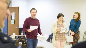 College Playwrights Announces Free Event At Barter Theatre