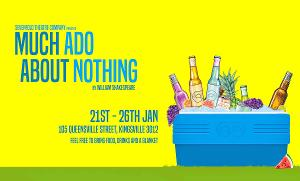 Sevenfold Theatre Company Presents MUCH ADO ABOUT NOTHING
