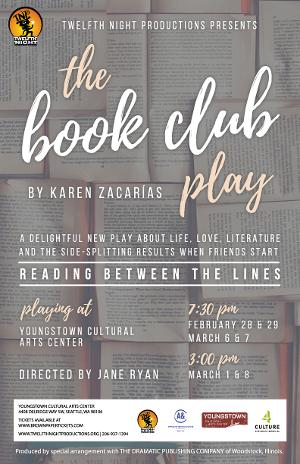 Twelfth Night Productions Presents THE BOOK CLUB PLAY