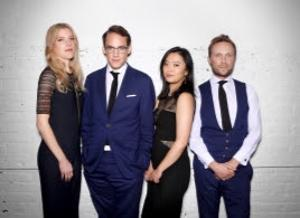 Doric String Quartet Makes Segerstrom Center Debut Joined By Marc Andre-Hamelin