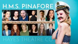 H.M.S. PINAFORE Comes to Glen Street Theatre
