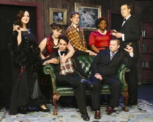 The Contemporary Theater Company Presents WHODUNIT?