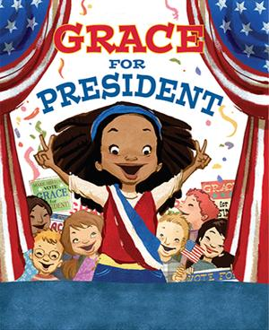 Walnut Street Theatre Presents a Kids' Production Of GRACE FOR PRESIDENT