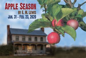 Theatre NOVA To Produce Michigan Premiere Of APPLE SEASON
