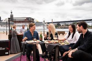 Opera House Announces New Summer Pop-Up Bar