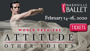 Nashville Ballet Will Present An Illuminating Exploration Of The Gender Spectrum