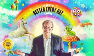 Lewis Black Brings IT GETS BETTER EVERY DAY Comes to Van Wezel