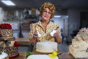 Farmers Alley Theatre Presents THE CAKE By Bekah Brunstetter