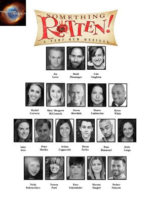 Casting Announcement For Theatre Nebula's SOMETHING ROTTEN