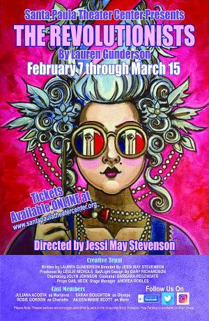 The Revolutionists Kicks Off Season 2020 At Santa Paula Theater Center