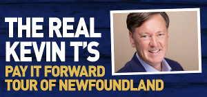 COME FROM AWAY's 'Real Kevin T' Will Host Pay It Forward 9/11 Tour Of Newfoundland With Fans of the Musical