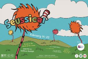 Raleigh Little Theatre Presents SEUSSICAL!