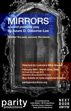 Cast And Creatives Announced for MIRRORS At Next Door At New York Theatre Workshop.