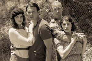 Found Theatre Mid-World Players Presents BONNIE & CLYDE