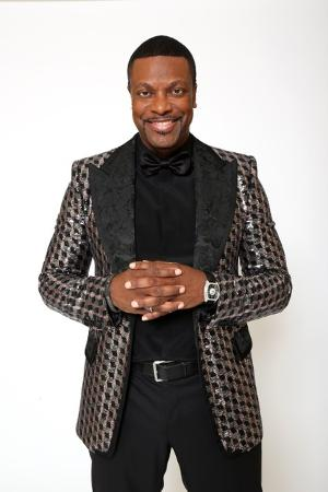 Comedian Chris Tucker Comes To The Peace Center