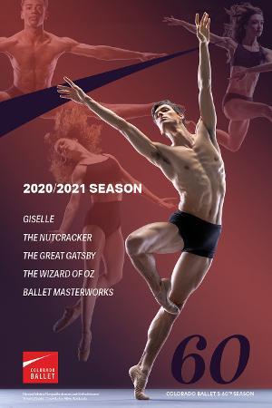 Colorado Ballet Announces Its 60th Anniversary Season