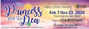 VYT's THE PRINCESS AND THE PEA Opens Next Friday