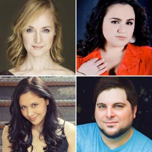 Drama Desk Nominee Erin Davie Joins Leddy, Realbuto And Blonsky In FROM BROADWAY WITH LOVE