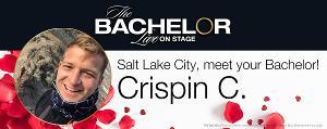 Salt Lake Bachelor Announced For THE BACHELOR LIVE ON STAGE