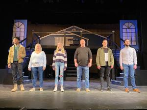 Players Club of Swarthmore Presents NEXT TO NORMAL