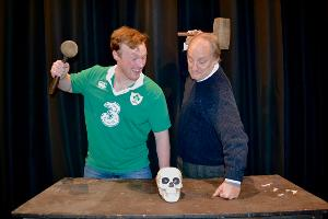 A SKULL IN CONNEMARA Comes to Players' Ring