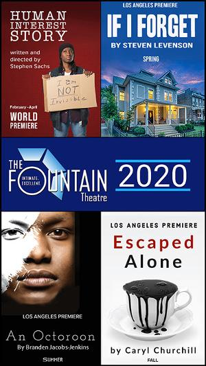 Fountain Announces 2020 30th Anniversary Season