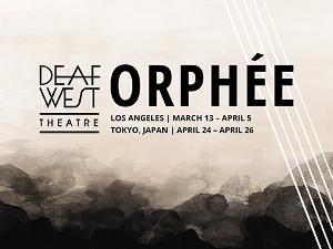 Jean Cocteau's ORPHEE Viewed Through Unique Lens Of Deaf West Theatre
