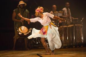 The West Coast Premiere Of Step Afrika's DRUMFOLK Announced At The Soraya
